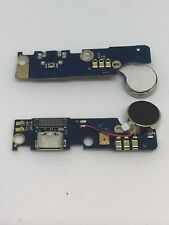 Conector de carga USB Enchufe Flex Micrófono Vibration Vibra PCB MEIZU M2 NOTE