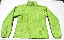 Womens The NORTH FACE Primaloft Insulated Zip Puffer Liner Sweater Jacket Medium
