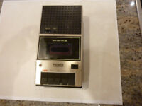 VINTAGE Pre-owned Superscope Imperial K-304 Cassette Player Recorder