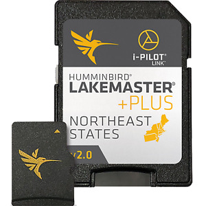 Humminbird Lakemaster+ Maps, Northeast, V2