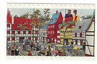 AK, Legoland-Miniland, Mittelalterstadt, 1973,