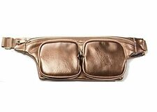 HANG DESIGN Copper Metallic Hipster Fanny Pack (HP48)  Ladies Wallets