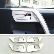 For Toyota RAV4 2013 - 2018 ABS Chrome Interior Door Handle Bowl Cover Trim
