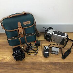 Sharp VL-H860S Video Camera Cassette Tape Player Camcorder Hi 8 220x Zoom Japan