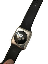 Apple Watch Stainless Steel 42mm 1st Generation Series 1 Works Great