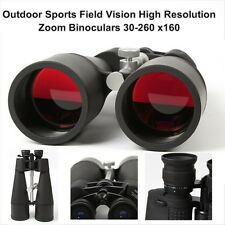 Outdoor Sports Field Vision High Resolution Zoom Telescope Binoculars 30-260 x16
