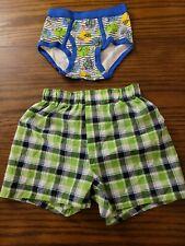 Boys underwear bundle size 6 Briefs and size 8 boxers
