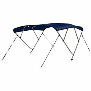Leader Accessories 12 Colors Available 4 Bow Bimini Boat Tops Includes Hardwares