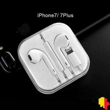 Ecouteurs iPhone 7 8 Plus X XR XS Max Bluetooth Casque Micro Contrôle volume