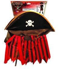 Pirate Boy Child Buccaneer Halloween Costume Accessory Kit-S