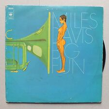 33 TOURS - MILES DAVIS - BIG FUN - CBS S 88024 *