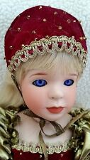 Lawton Swan Princess porcelain doll by Wendy Lawton #36/750