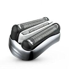 Sacchetti Braun argento per aspirapolvere e robot