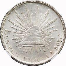 Mexico 1 Peso Mo 1903 A.M. NGC MS62.