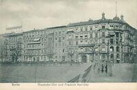 Ansichtskarte Berlin Alexander-Ufer und Friedrich Carl-Ufer um 1910 (Nr.9299)-II