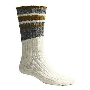 Timberland Earthkeepers (Go Green) Multi-Band Socks - Recycled Materials - NEW!