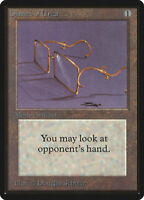 Glasses of Urza - BETA Edition  - Old School - MTG Magic The Gathering