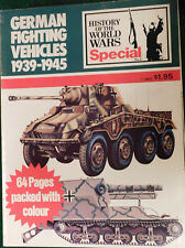 """German Fighting Vehicles 1939-1945"" A History of the World Wars *SPECIAL*!!!"