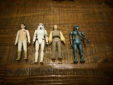 Rare Lot  Figurines peintes Star WARS  Stormtrooper vintage 1987