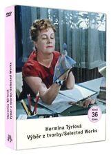 Hermina Tyrlova Czech Animation 36 films 3 DVD Selected Works English subtitles