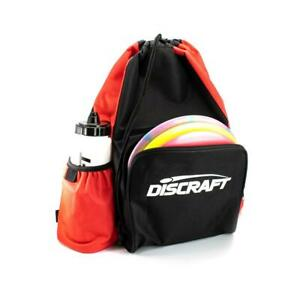DISCRAFT DRAW STRING BAG | CHOOSE COLOR | DISC GOLF BAG | Team Figgins