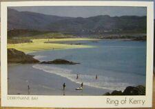 Irish Postcard DERRYNANE BAY Ring Kerry Beach Insight Ireland Peter Zöller SP111