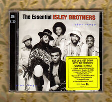 ESSENTIAL ISLEY BROTHERS 2CD Wand Epic Legacy Def Jam Sony Music 1962-1996