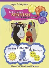 Let's Learn Spanish with Frank and Paco, Vol. 2  Tnt (DVD Used Very Good) Tnt200