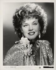 Ginger Rogers ~ ORIGINAL 1942 portrait ~ Roxie Hart