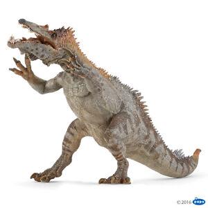 New Papo Baryonyx Dinosaur Model Figure 55054 Jurassic World Moving Jaw