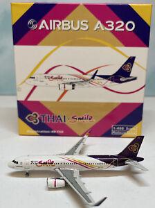 Phoenix 1:400 Thai Smile A320 HS-TXG Prachin Buri Airbus Thailand