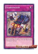YUGIOH x 3 Geargiagear - SDGR-EN029 - Common - 1st Edition Near Mint
