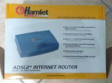 Router con modem ADSL2+ Hamlet