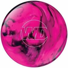 Columbia 300 White Dot Pink Black 8 LB Bowling Ball Awesome Colors