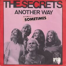 7inch THE SECRETS another way SPAIN EX+ (S1681)