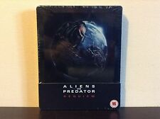 Aliens Vs Predator:Requiem - Limited Edition Steelbook [Blu-ray] Region B LOCKED