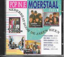 V/A - Pop in je Moerstaal Deel 1 CD 16TR (CNR) 1990 Holland De Dijk, Doe Maar