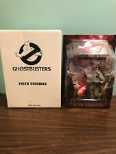 Ghostbusters Peter Venkman Logo Proton Mattel 2010 Matty Collector