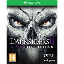 Xbox One Spiel Darksiders 2 - Deathinitive Edition NEUWARE