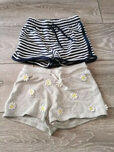 Next 100% Cotton Summer Shorts Age 6 Years
