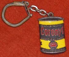 Porte-clés Keychain Pot peinture Veloutée CORONA CORONYL Plastique au VINYLE