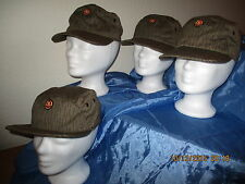 4 Stück  Militär - Mütze , Nationale Volks - Armee / NVA / DDR , Militaria / XYZ