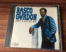 Rosco Gordon-Just A Little Bit-CD-Vee Jay Records