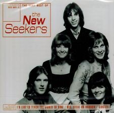 MUSIK-CD NEU/OVP - The New Seekers - The Very Best Of