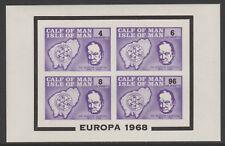 IOM Pantorrilla De Man 6063 - 1968 Europa & Churchill M/Hoja de Menta desmontado