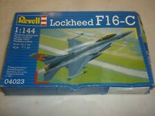 Revell un-built plastic kit of a Lockheed F-16c, Boxed
