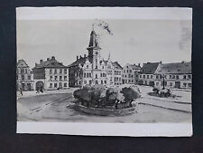 Alte Ansichtskarte Liebenau