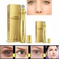 24K Golden Collagen Anti-Dark Circle Anti-Wrinkle Firming Essence Eye Cream Hot