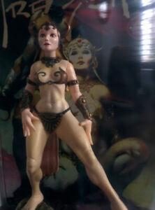 "Frazetta Princess Figure Statue Previews Exclusive Master Artists Series NIB 8"""