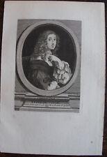 CHRISTINE , REINE DE SUEDE (1626-1689), PORTRAIT, 1760